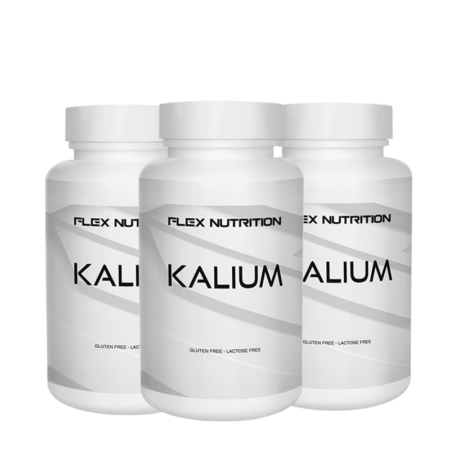 Flex Nutrition kalium 3 pack
