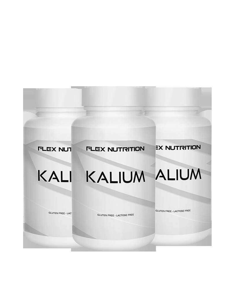 Flex Nutrition kalium 3 pack