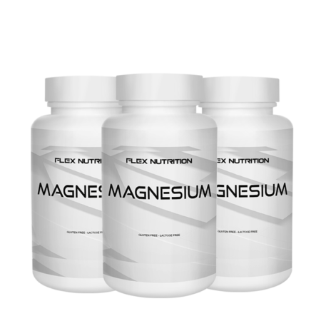 Flex Nutrition magnesium 3 pack