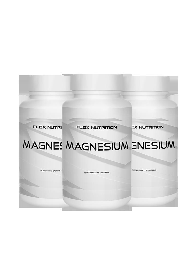 Flex Nutrition magnesium 3 pack