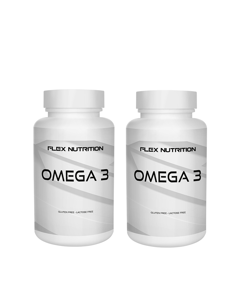 Flex Nutrition omega3 2pack