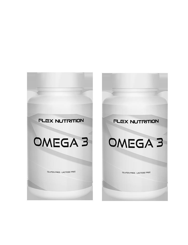 Flex Nutrition omega3 2pack