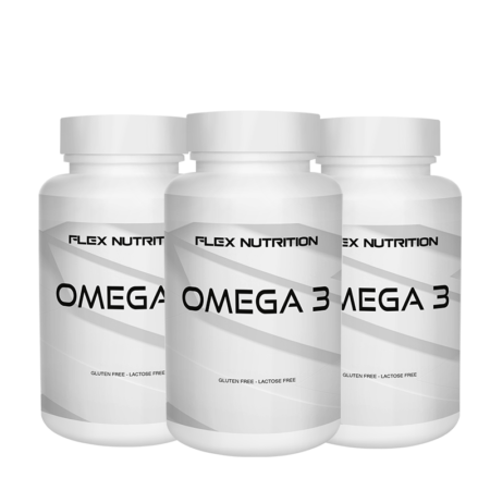 Flex Nutrition omega3 3 pack