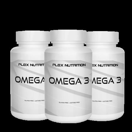 Flex Nutrition omega3 3 pack