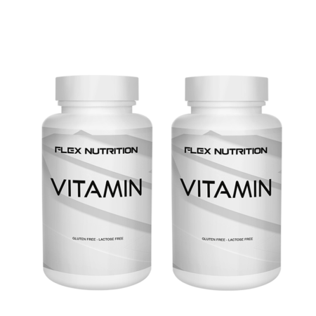 Flex Nutrition vitamin 2 pack