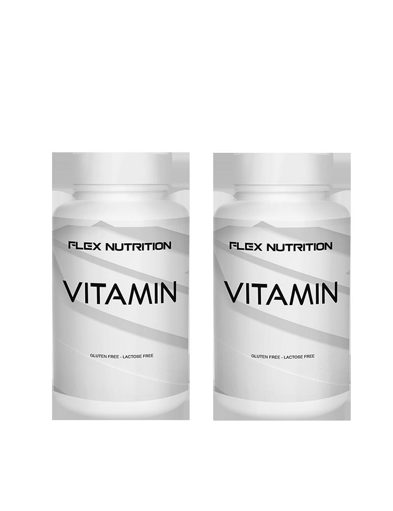 Flex Nutrition vitamin 2 pack