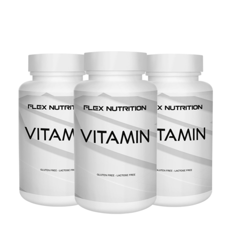 Flex Nutrition vitamin 3 pack
