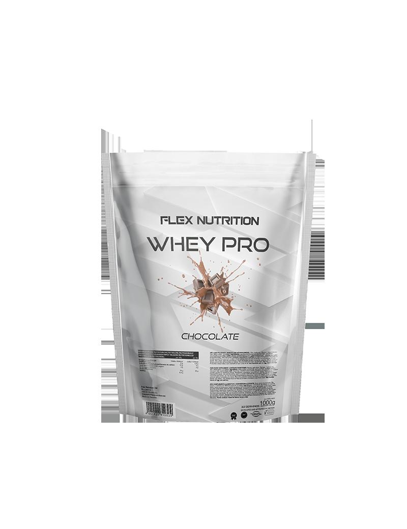 Flex Nutrition whey protein choklad