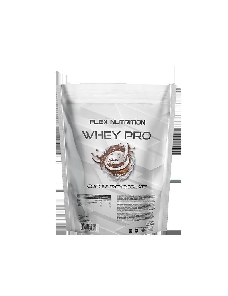 Flex Nutrition whey protein cocos choklad