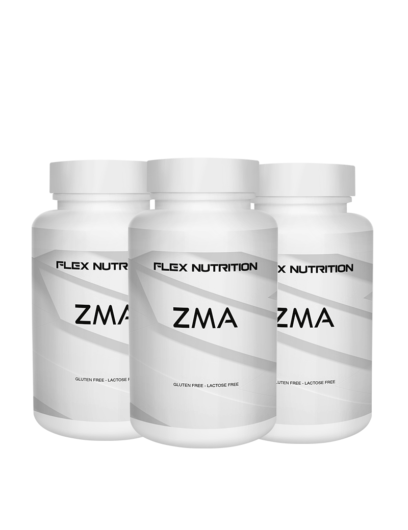 Flex Nutrition zma 3 pack