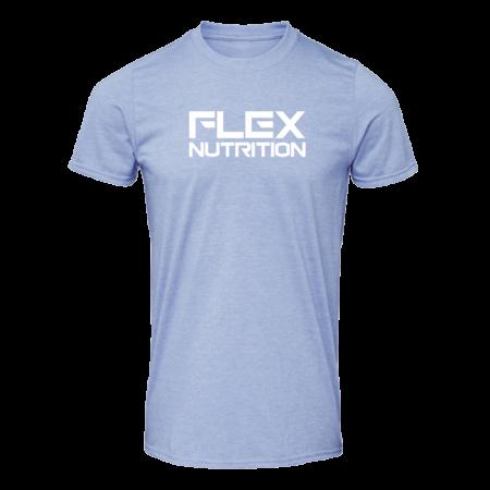 Flex Nutrition T-shirt Ljusblå