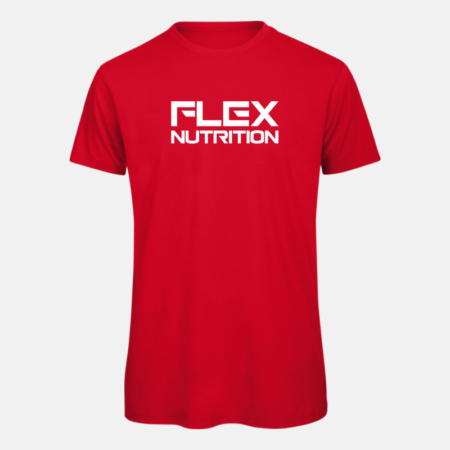 Flex Nutrition T-shirt röd