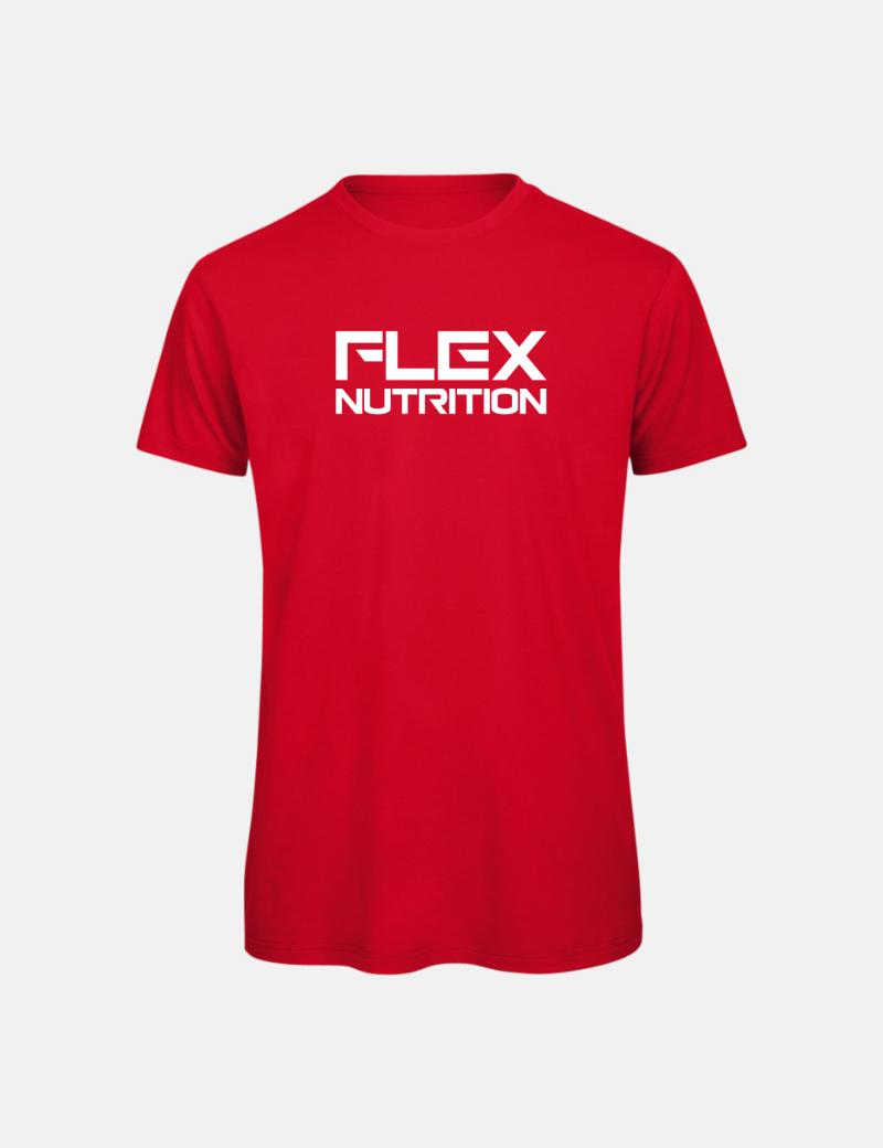 Flex Nutrition T-shirt röd